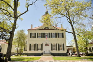 Historic Burlington County Courthouse