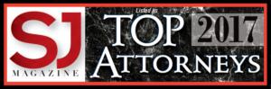 SJ Magazine Top Attorneys 2017